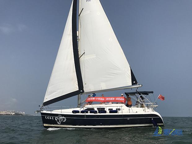 帆船拓展只选专业,多家500强级企业告诉你,她最靠谱!