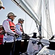 领导力帆船拓展